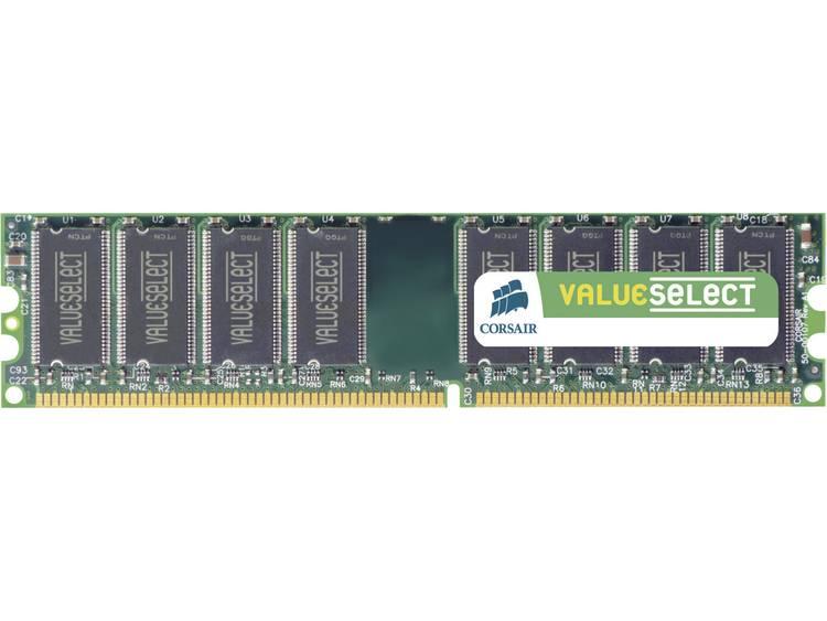 Corsair ValueSelect VS2GB800D2 2 GB DDR2-RAM PC-werkgeheugen module 800 MHz 1 x 2 GB