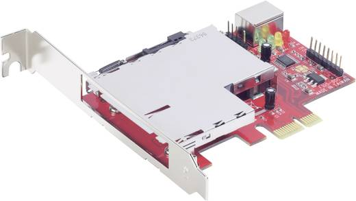 Interface-converter [1x PCI-Express - 1x ExpressCard-slot]