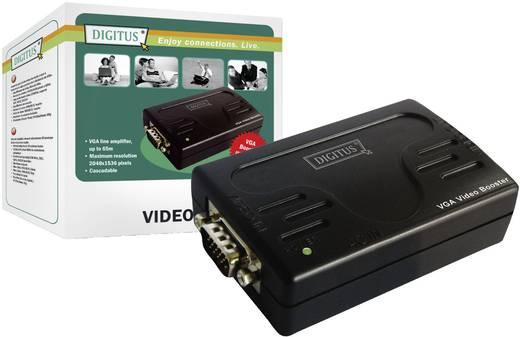 Digitus DS-53900-1 VGA Extender (verlenging) via signaalkabel 65 m 1920 x 1440 pix