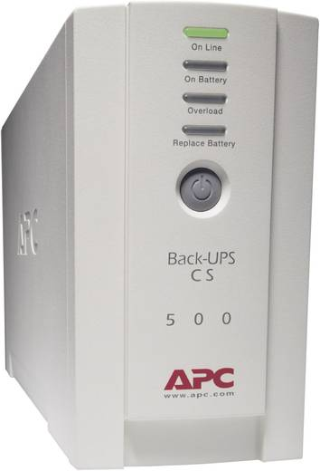 APC by Schneider Electric Back UPS BK500-EI UPS 500 VA
