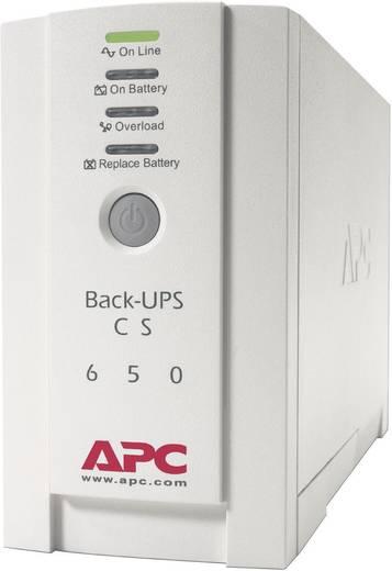 APC by Schneider Electric Back-UPS BK650EI UPS vermogen van 650 VA