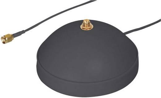 Digitus WiFi-antenne Verlengkabel [1x RP-SMA-stekker - 1x RP-SMA-bus] 0.75 m Zwart