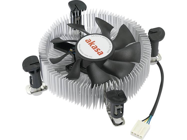 Akasa AK-CCE-7106HP CPU-koellichaam met ventilator