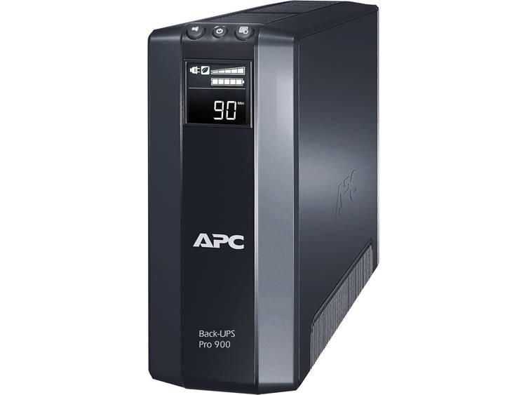 APC Back-UPS PRO 900VA noodstroomvoeding 8x C13 uitgang, USB