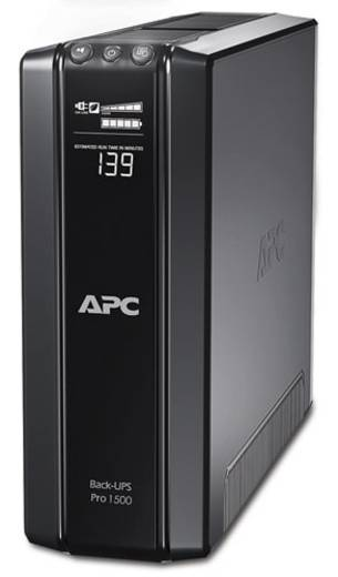 UPS APC by Schneider Electric Back UPS BR1500GI 1500 VA