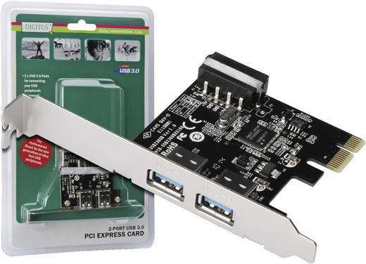 Digitus DS-30220-4 2 poorten USB 3.0-controllerkaart PCIe