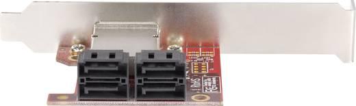 28554C132 1+4 poorten SAS-controllerkaart PCI