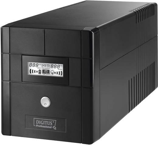 Digitus Professional DN-170024-1 UPS vermogen van 1000 VA