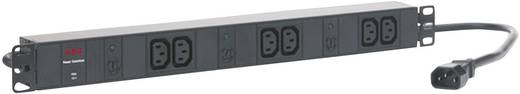AEG Power Solutions PDU 10-1 Patchkast-stekkerdoos Zwart