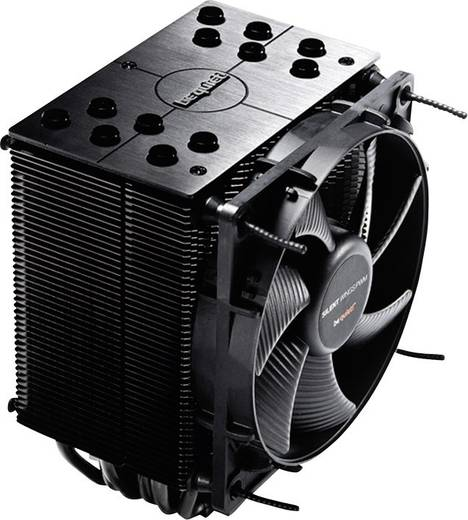 BeQuiet Dark Rock Advanced CPU-koellichaam met ventilator