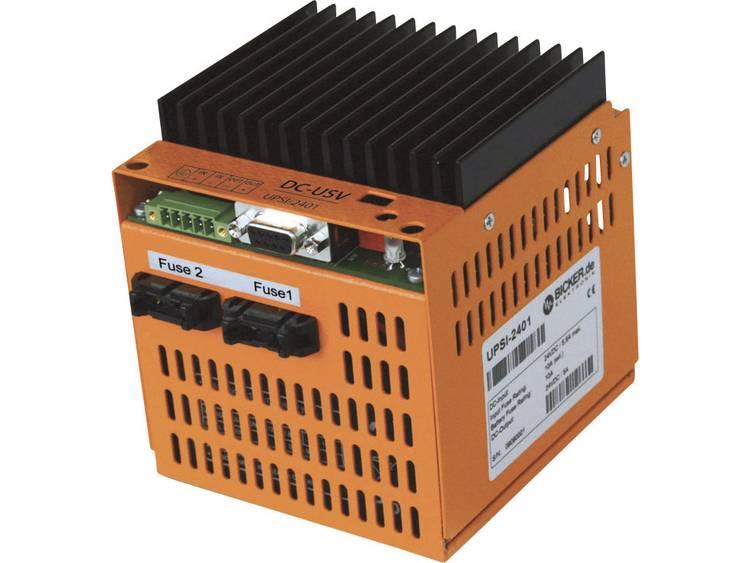 DIN-rail UPS Bicker Elektronik UPSI-2401