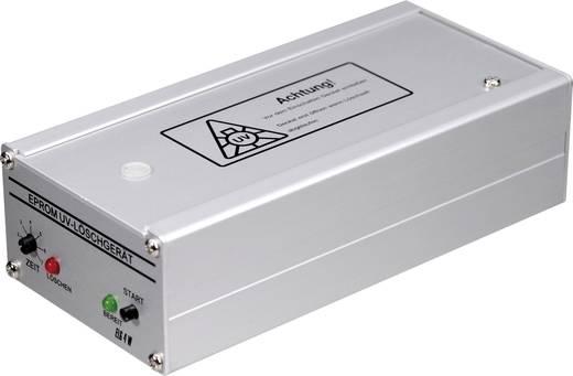 EPROM UV-wisapparaat Intensief en gelijktijdig UV-wissen van maximaal vijf EPROM's.