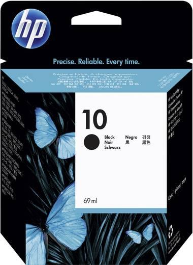 HP Inkt 10 Origineel Zwart C4844A