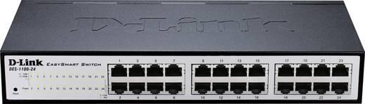 D-Link DGS-1100-24 Netwerk switch RJ45 24 poorten 1 Gbit/s