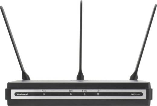 D-Link DAP-2553/E PoE WiFi accesspoint 300 Mbit/s 2.4 GHz, 5 GHz
