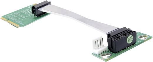 Interface-converter [1x Mini-PCI-stekker - 1x PCI-Express] Delock