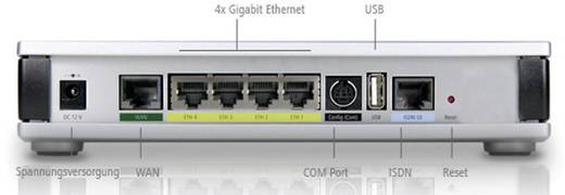 Lancom 1631E flexibele Small-Business VPN-router met Gigabit Ethernet