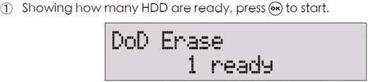 1-voudig Harde schijf-kopieerstation U-Reach PRO118 SATA Met wisfunctie, Draagbaar