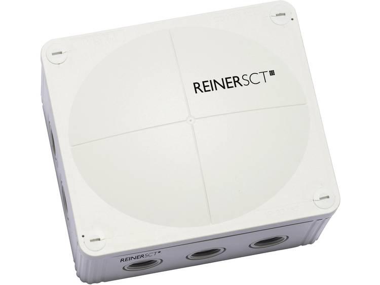 ReinerSCT timeCard Accessbox Time tracking system deuropener besturing