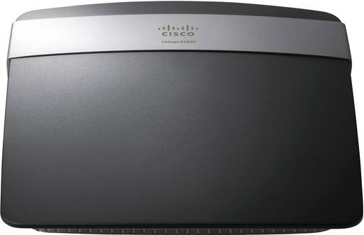 WiFi router Linksys E2500 2.4 GHz, 5 GHz 600 Mbit/s