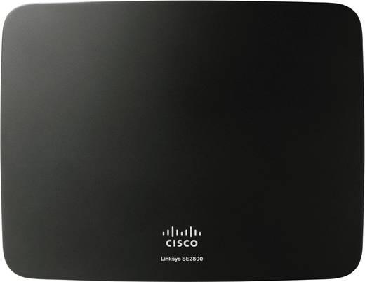 Linksys SE2800 Netwerk switch RJ45 8 poorten 1 Gbit/s
