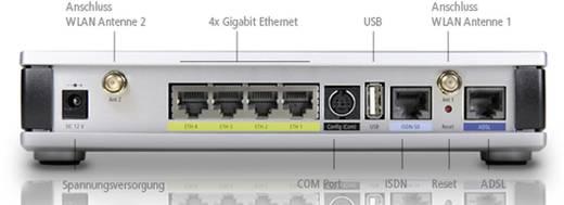 Lancom Systems 1781AW WiFi router met modem Geïntegreerd modem: ADSL, ADSL2+ 2.4 GHz, 5 GHz 300 Mbit/s