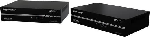 DigiSender HD Pro Powerline kit van 4 200 Mbit/s