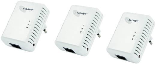 Allnet ALL168250TRIPLE Powerline netwerkkit 500 Mbit/s