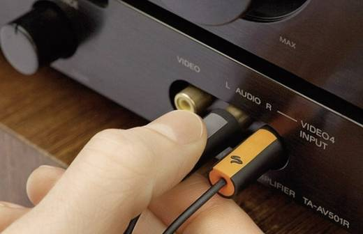 MacLand iPad/iPhone/iPod Adapter [1x Apple dock-stekker - 1x Jackplug female 3.5 mm, USB 2.0 bus mini-B] 0 m