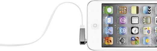 Belkin Jackplug Audio Kabel [1x Jackplug male 3.5 mm - 1x Jackplug male 3.5 mm] 0.90 m Wit Zeer flexibel