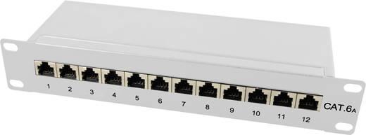 EFB Elektronik 12 poorten Netwerk-patchpanel CAT 6A 1 HE