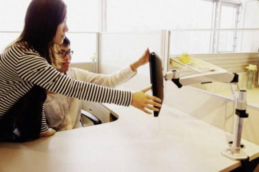 """Xergo Flex met Grommet- en C-klem Monitor-tafelbeugel 25,4 cm (10"""") - 76,2 cm (30"""") Kantelbaar en zwenkbaar, Roteerbaar"""