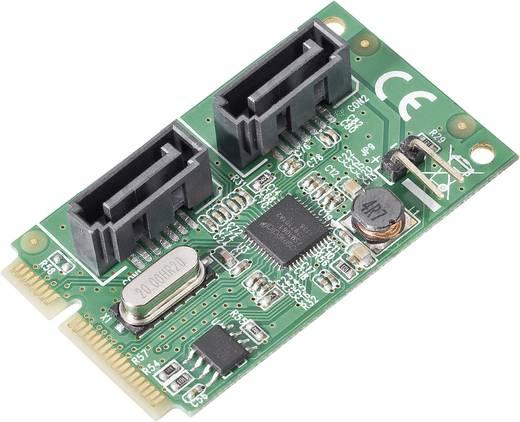 Mini PCI-Express SATA-controllerkaart