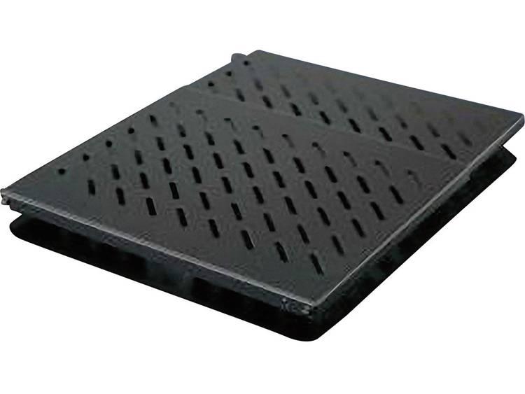 Rittal apparaatlegbord, vaste inbouw, variabele diepte, 482,6 mm (19) 1/2 HE, 400 - 600 mm 5501.655