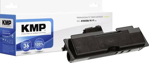KMP Tonercassette vervangt Kyocera TK-17 Compatibel Zwart 6000 bladzijden K-T2