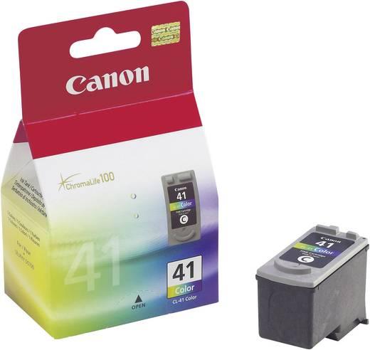 Canon Inkt CL-41 Origineel Cyaan, Magenta, Geel 0617B001