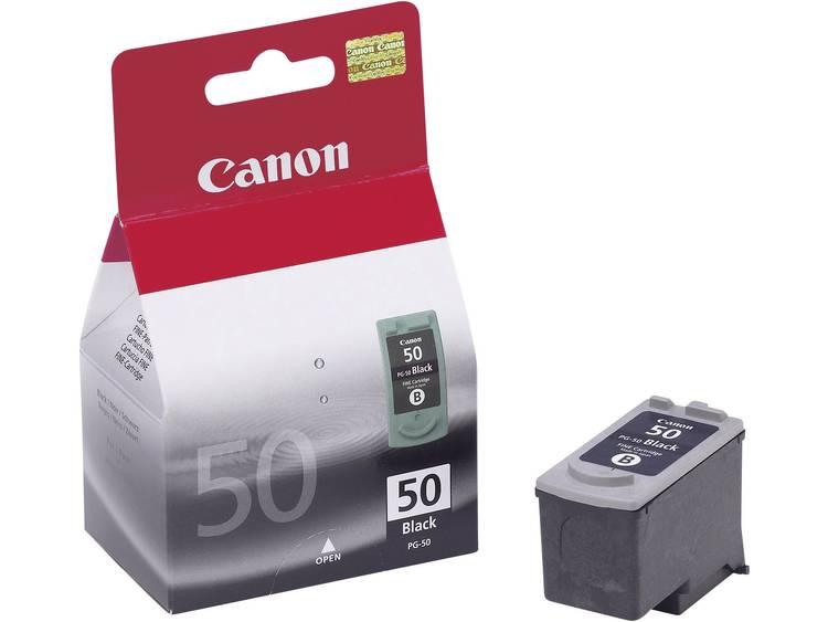 Canon Inkt PG-50 Origineel Zwart 0616B001