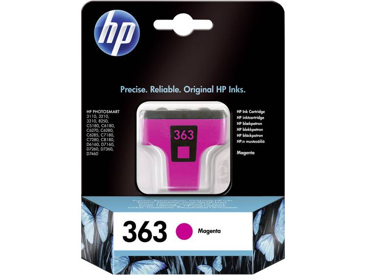 HP Cartridge 363 Magenta