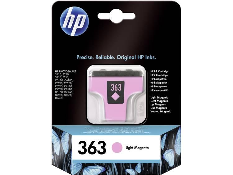 HP Cartridge 363 Lichtmagenta