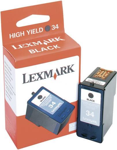 Cartridge Origineel Lexmark 34 Zwart