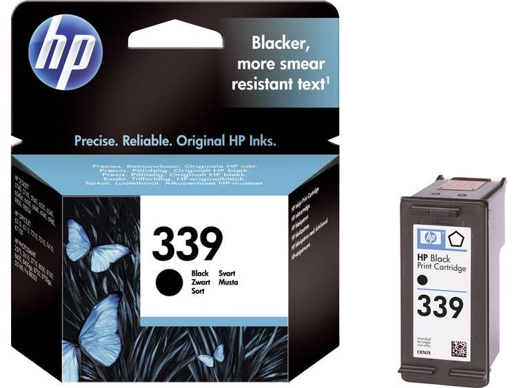 HP Inkt 339 Origineel Zwart C8767EE