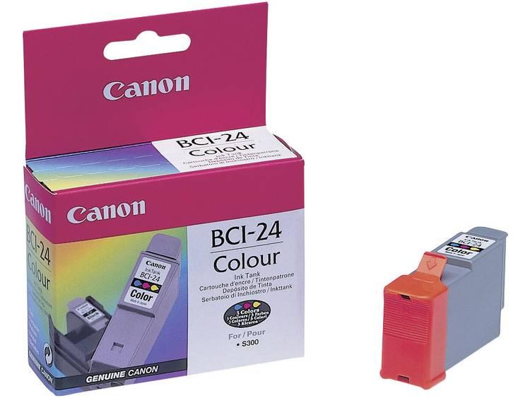 Canon Inkt BCI-24 Origineel Cyaan, Magenta, Geel 6882A002