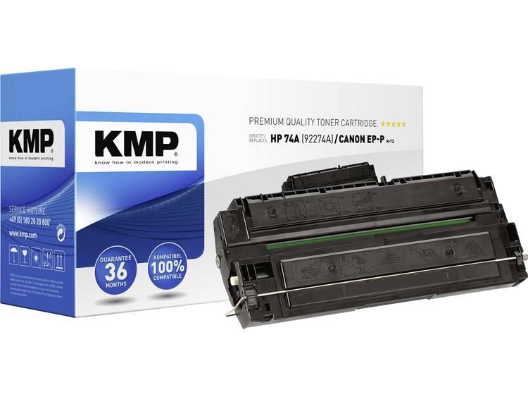 KMP toner cartridge H T2 08220000 vervangt HP N A Zwart Compatibel