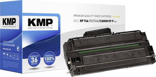 KMP toner cartridge H-T2 / 0822,0000 / vervangt HP N/A, Zwart, Compatibel