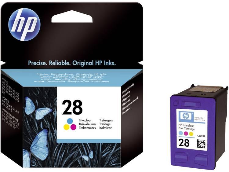 HP Cartridge 28 Cyaan Magenta Geel