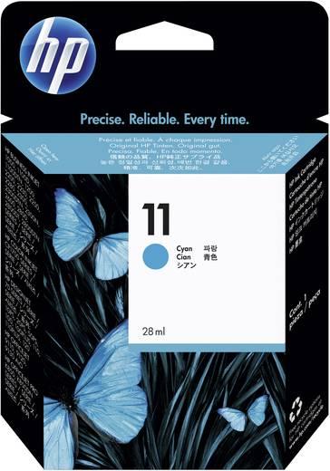 HP Inkt 11 Origineel Cyaan C4836AE