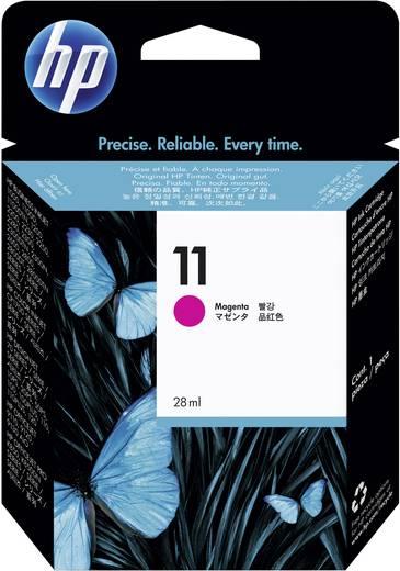 HP Inkt 11 Origineel Magenta C4837A