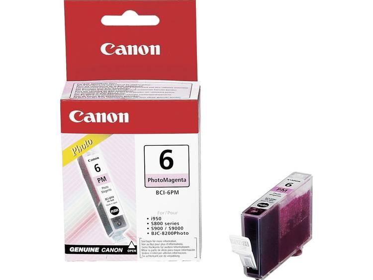 Canon Inkt BCI-6PM Origineel Foto magenta 4710A002