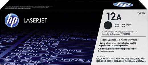 HP Tonercassette 12A Q2612A Origineel Zwart 2000 bladzijden