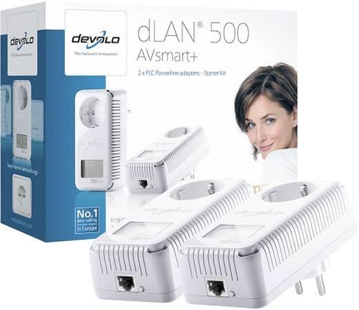 Devolo AVsmart+ Powerline starterkit 500 Mbit/s